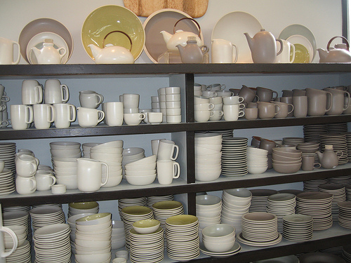 Heath Ceramics - Factory Tour (Sausalito, California)