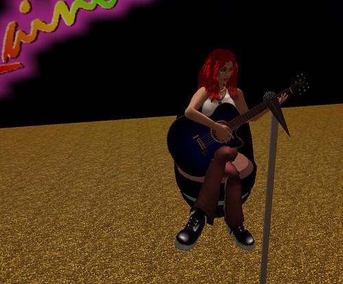Mel Cheeky at Rainbow Moon Club