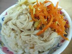 turkey rice 2- 火雞肉飯