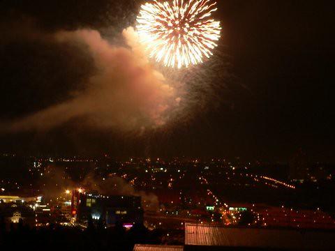 Merdeka Fireworks 4