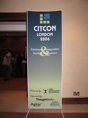 CITCON Banner