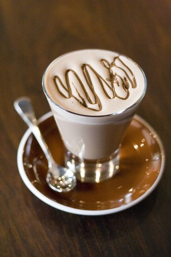 Belgian Couverture Hot Chocolate