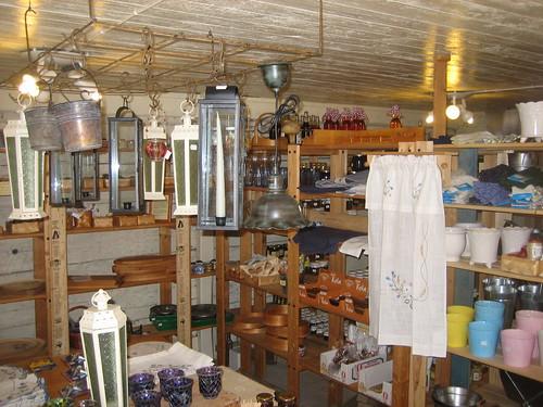 Nibble gård butiken