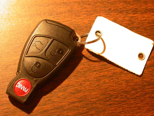 爸爸的車的key