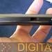 HTC MTeoR in hand - side