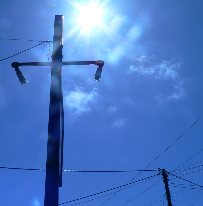 Miners Arms Pole and Pal