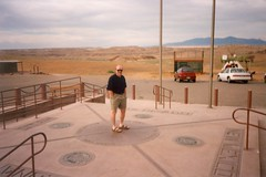 Tom at Four Corners