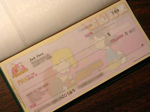 my checkbook 2