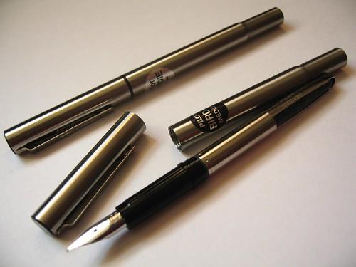 Pilot Birdies - Fountain Pen Filling Mechanism