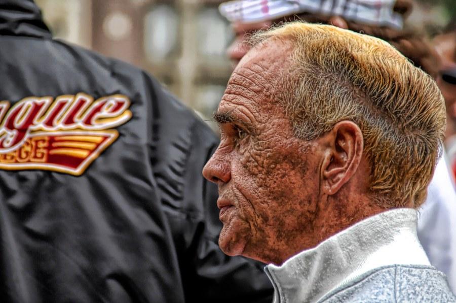 The Aged Jockey