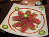 Spicy Tuna Carpaccio from Sasay
