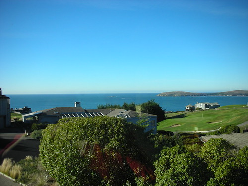 Bodega Bay - View from the house