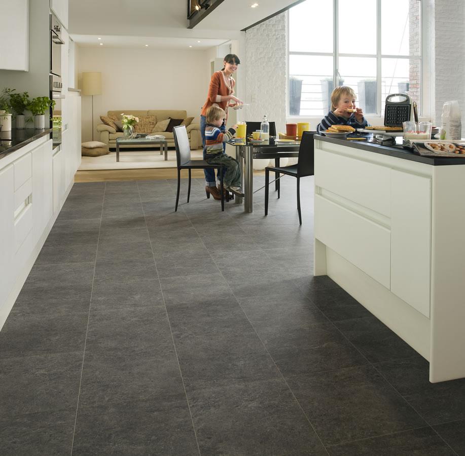 laminate flooring tile tile effect
