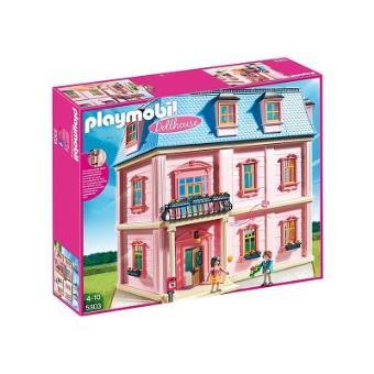 playmobil dollhouse 5303 maison traditionnelle