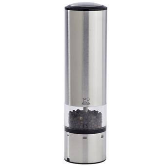 peugeot moulin a poivre electrique u select en inox 20 cm