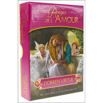 Les anges de l'amour, cartes oracle