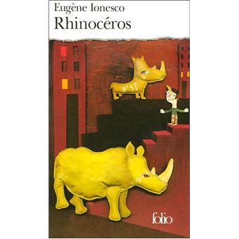 """Résultat de recherche d'images pour """"rhinocéros ionesco"""""""