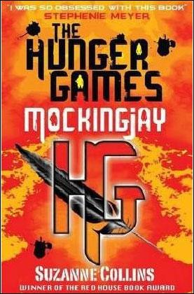 """Résultat de recherche d'images pour """"hunger games mockingjay livre"""""""