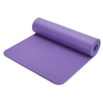 pliable tapis de yoga antiderapant epais mat gymnastique fitness exercise sport