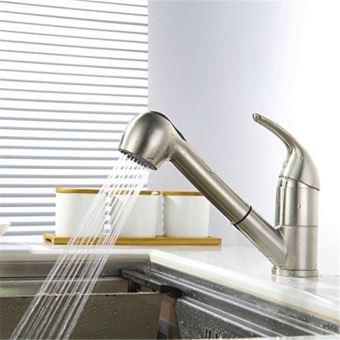 homelody robinet de cuisine avec douchette extractible mitigeur cuisine 2 jets debit variable robinet d evier de qualite