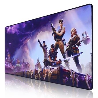 tapis de souris gaming xxl 900x400 mm grand sous main bureau tapis souris gamer fortnite