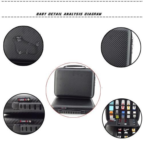 housse pochette sac de protection rangement pr cle usb accessoires electronique disque dur externe 2 5 sac 22 16 4 5 cm