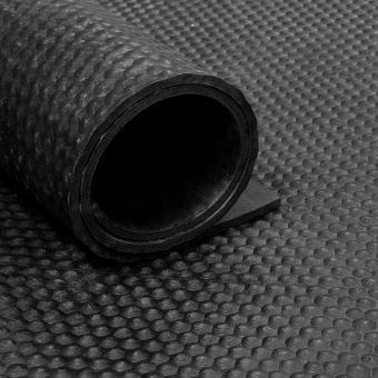 tapis caoutchouc martele 8 mm largeur 200 cm par metre lineaire