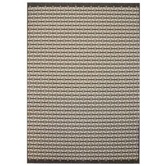 homgeek tapis salon vintage rectangle noir et beige 80 x 150 cm d exterieur d interieur