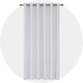 deconovo rideau occultant thermique isolant a oeillet rideaux grande largeur 200x290cm rideau blanc pale gris
