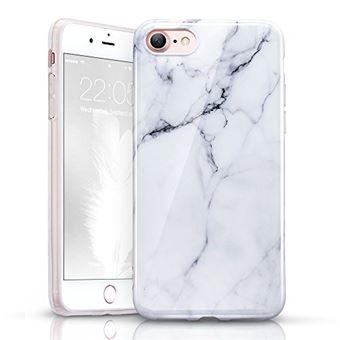 esr coque iphone 7 coque iphone 8 marbre coque silicone motif marbre housse etui de protection en tpu souple lustre pour iphone 7 iphone 8 2017