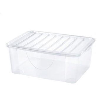 boite de rangement avec couvercle tontarelli 36 x 26 4 x 14 2 cm