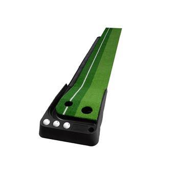 mini tapis d entrainement 60 x 30 cm driver practice de golf putting avec tee caoutchouc hobby tech