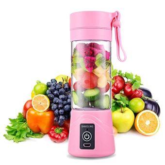 mini blender des smoothies presse agrumes electriques mini mixeur des fruits portable blender a smoothie et milk shake multifonctionnelles 350ml