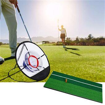 set d entrainement filet cible de golf