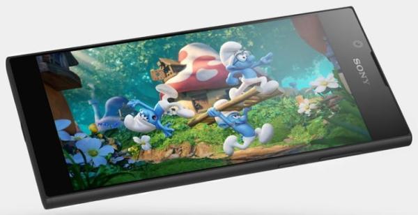 Sony Xperia L1, grand écran et joli design - Conseils d ...