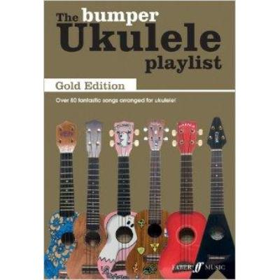 Ukulele Playlist The Gold Book Chord Songbook