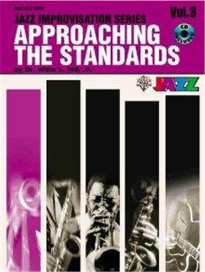 Approaching The Standards Vol.3 In Bass Clef + Cd