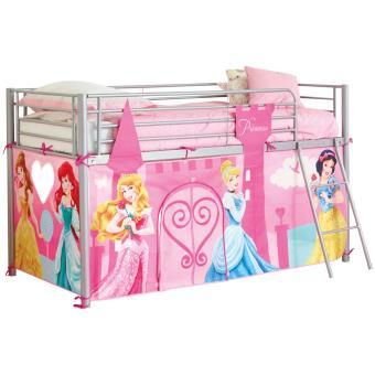 tente de lit princesse disney rose