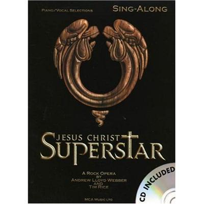 JESUS CHRIST SUPERSTAR SING-ALONG PVG+CD