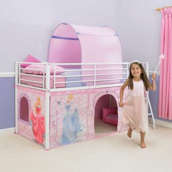 disney princesses tente de lit room