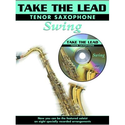 Partitions variété, pop, rock... FABER MUSIC TAKE THE LEAD - SWING + CD - SAXOPHONE AND PIANO Vents