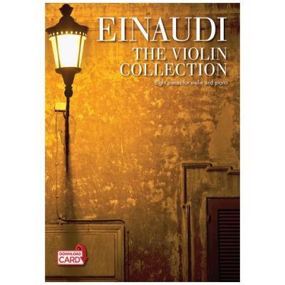 Einaudi Ludovico The Violin Collection + Download Card