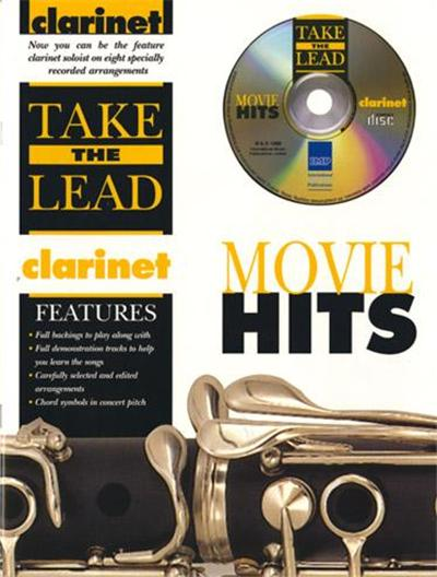 Partition variété, pop, rock... IMP TAKE THE LEAD MOVIE HIT + CD - CLARINETTE Musique film - comédie musical