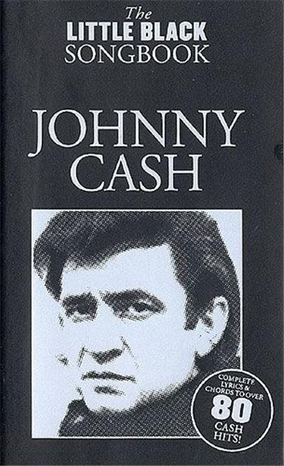Cash Johnny Little Black Songbook