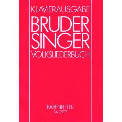Partitions classique BARENREITER BRUDER SINGER (NOEL) - PIANO Piano