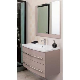 aqua meuble salle de bain taupe a