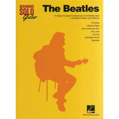 Beginning Solo Guitar The Beatles