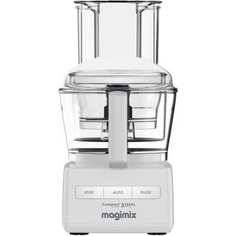 robot multifonction magimix compact system 3200xl 650 w blanc