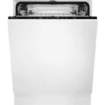 lave vaisselle electrolux tout integrable serie 600 quickselect eeq47300l blanc