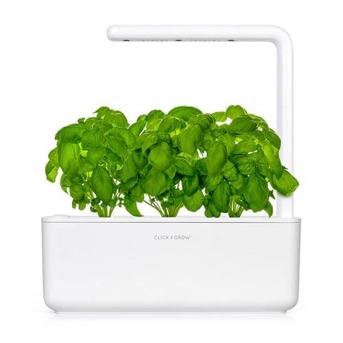 Potager d'intérieur Click and Grow Smart Garden 3 Blanc